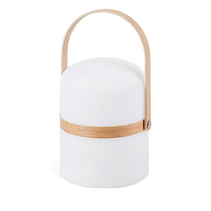 lámpara led con batería recargable
